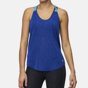 NWOT Nike Womens Elastika Solid Training Tank Top